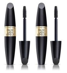 Max Factor - 2 x False Lash Effect Mascara - Rich Black