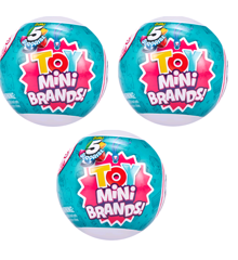 5 Surprises - Mini Brands - Toys (30210)
