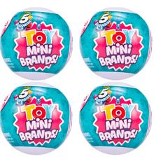 5 Surprises - Mini Brands - Legetøj (4 stk)