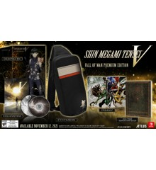 Shin Megami Tensei V: Fall of Man Premium Edition