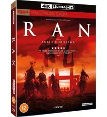 Ran  - (Vintage World Cinema)