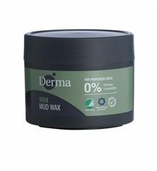 Derma - Man Mud Wax 75 g