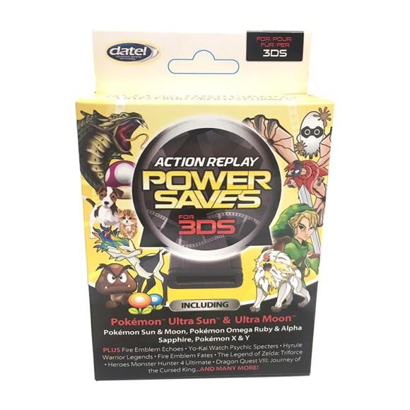 Action Replay Powersaves (Datel) (Broken Box)