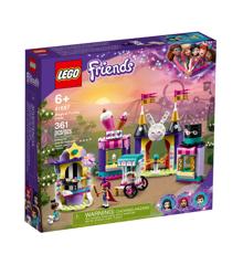 LEGO Friends - Magiske forlystelsesparker (41687)