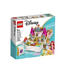 LEGO Disney Princess - Ariel, Belle, Cinderella and Tiana's book fairy tales (43193)