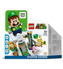 LEGO Super Mario - Adventure with Luigi runway (71387)