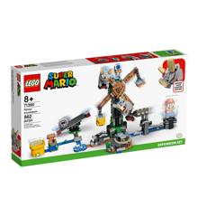 LEGO Super Mario - Reznor overturning expansion set (71390)