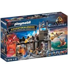 Playmobil - Advent Calendar: Novelmore (70778)