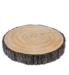 Lykketrold - Træskive Look ø20