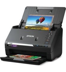Epson - FastFoto FF-680W - Wireless High-Speed Scanner