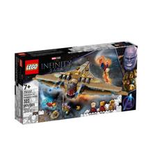 LEGO Marvel - Sanctuary II: Endgame-slaget (76237)
