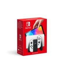 Nintendo Switch Console OLED with Joy-Con Black & White