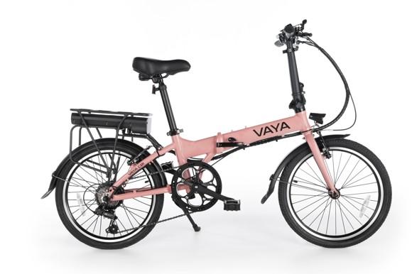 Vaya - CB-1 Electric City Bike - Rosa (1655) (Rosa)