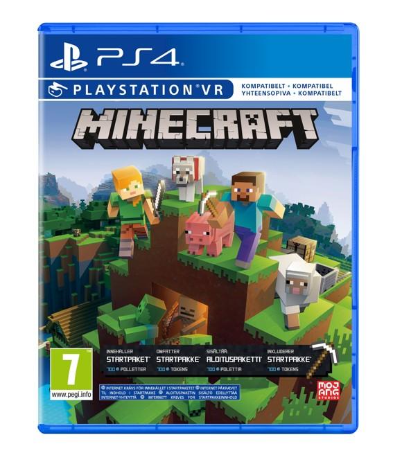 Minecraft: Starterpack (Nordic) (PSVR)