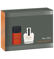 Van Gils -  Basic Instinct  EDT 40 ml + Deo Stick - Giftset