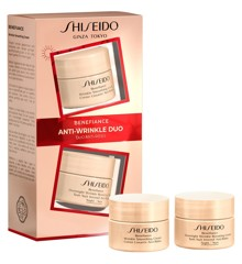 Shiseido - Benefiance Dag- & Natcreme Sæt