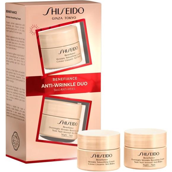 Shiseido - Benefiance Day And Night Duo Kit