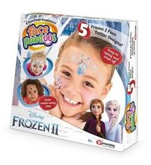 Frost II - Ansigts tatoveringer (238112)