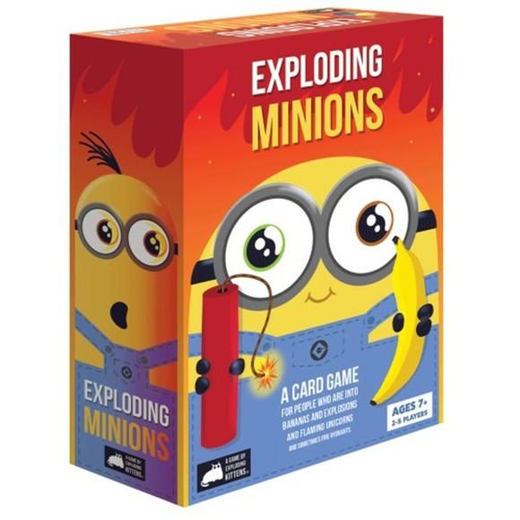 Exploding Minions (EKGMIN1)