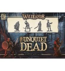 Wildlands - The Unquiet Dead (EN) (OG3067)