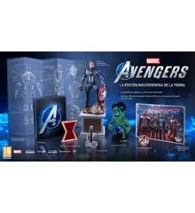 Marvel's Avengers (Earth's Mightiest Edition)