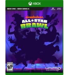 Nickelodeon: All Star Brawl (XSERIESX/XONE)