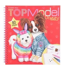 TOPModel - Colouring Book - Doggy (0411503)