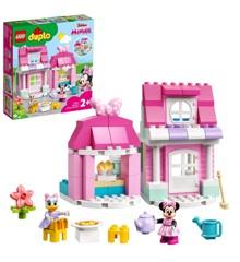 LEGO DUPLO - Minnie's House and Café (10942) (Borken Box)