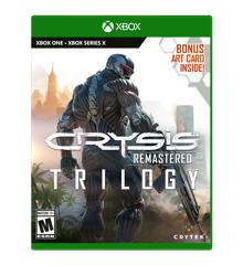 Crysis Remastered Trilogy (XONE/XSERIESX)