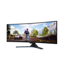 """Lenovo - Y44w-10 43,4"""" Curved Gaming Monitor (Demo)"""
