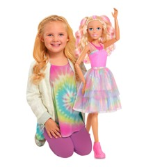 Barbie - 71cm Doll with with blond hair (18-61087 )