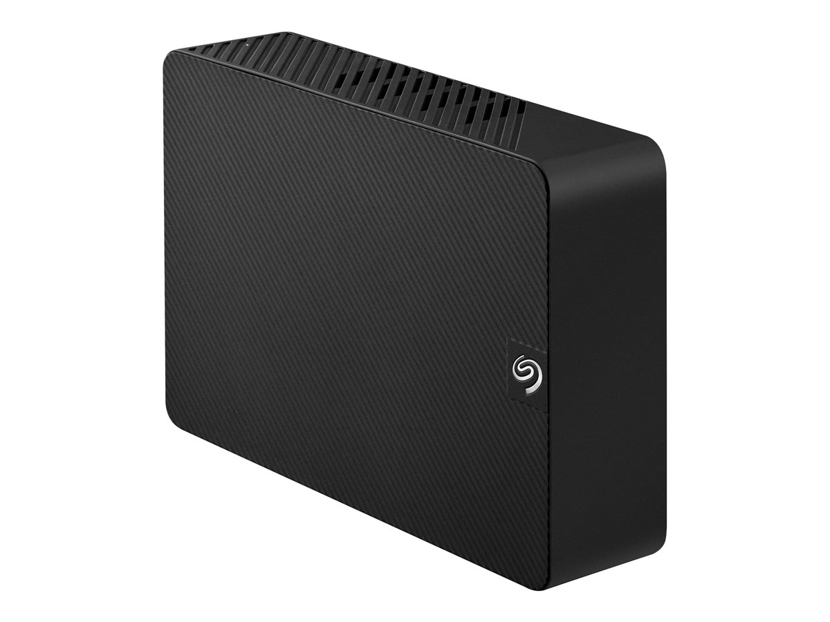Seagate - Expansion Desktop External Drive 8TB USB3.0