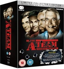 The A-Team Complete Limited Edition - UK Import