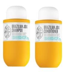 Sol de Janeiro - Brazilian Joia Strengthening + Smoothing Shampoo + Conditioner 295 ml