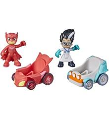 PJ Masks - Hero Vs Villain Owlette vs. Romeo Battle Pack (F2842)