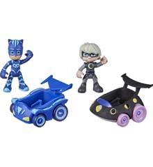 PJ Masks - Catboy vs Luna Girl Battle Racers (F2840)