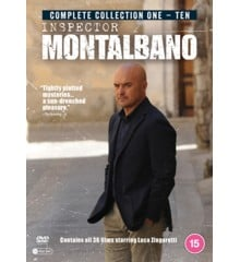 Inspector Montalbano: Complete Collection  - UK Import