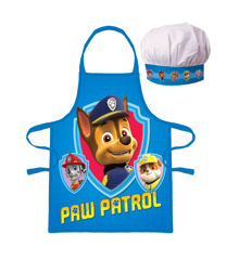 Børne Forklæde - Paw Patrol - Blå