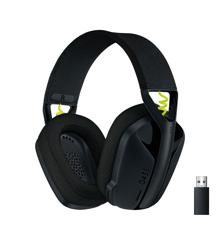 Logitech - G435 Lightspeed Wireless Gaming Headset - Black