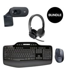 Logitech - Wireless Office Set - Bundle