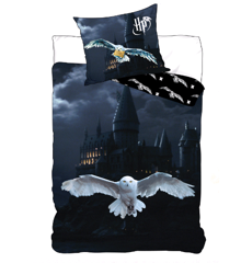 Bed Linen - Adult Size 140 x 200 cm - Harry Potter (1000504)