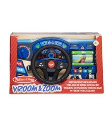 Melissa & Doug - Vroom and Zoom Interactive Dashboard (41705)