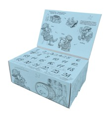 Gin Kalender 2021 (box21002)