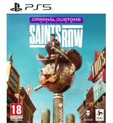 Saints Row Criminal Customs Edition