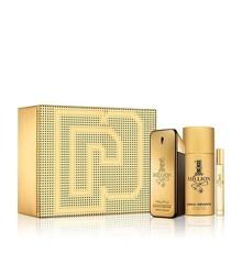 Paco Rabanne - 1 Million EDT 100 ml + Deodorant Spray 150 ml + EDT 10 ml Travel - Giftset