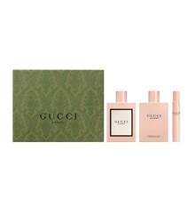 Gucci - Bloom EDP 100 ml + EDP 7,4 ml + Body Lotion 100 ml - Giftset