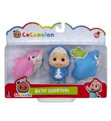 CoComelon - Bath Squirters - Sharks & JJ