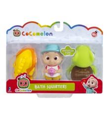 CoComelon - Bath Squirters - Fish, Turtle & JJ