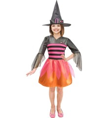Ciao - Costume - Barbie Witch (5-7 years)