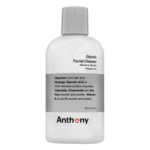 Anthony - Glycolic Facial Cleanser 237 ml